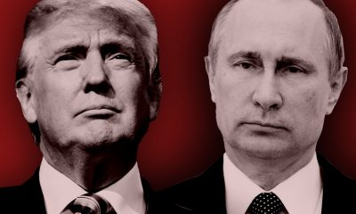 TRUMP Arranges To Meet Vladimir Putin