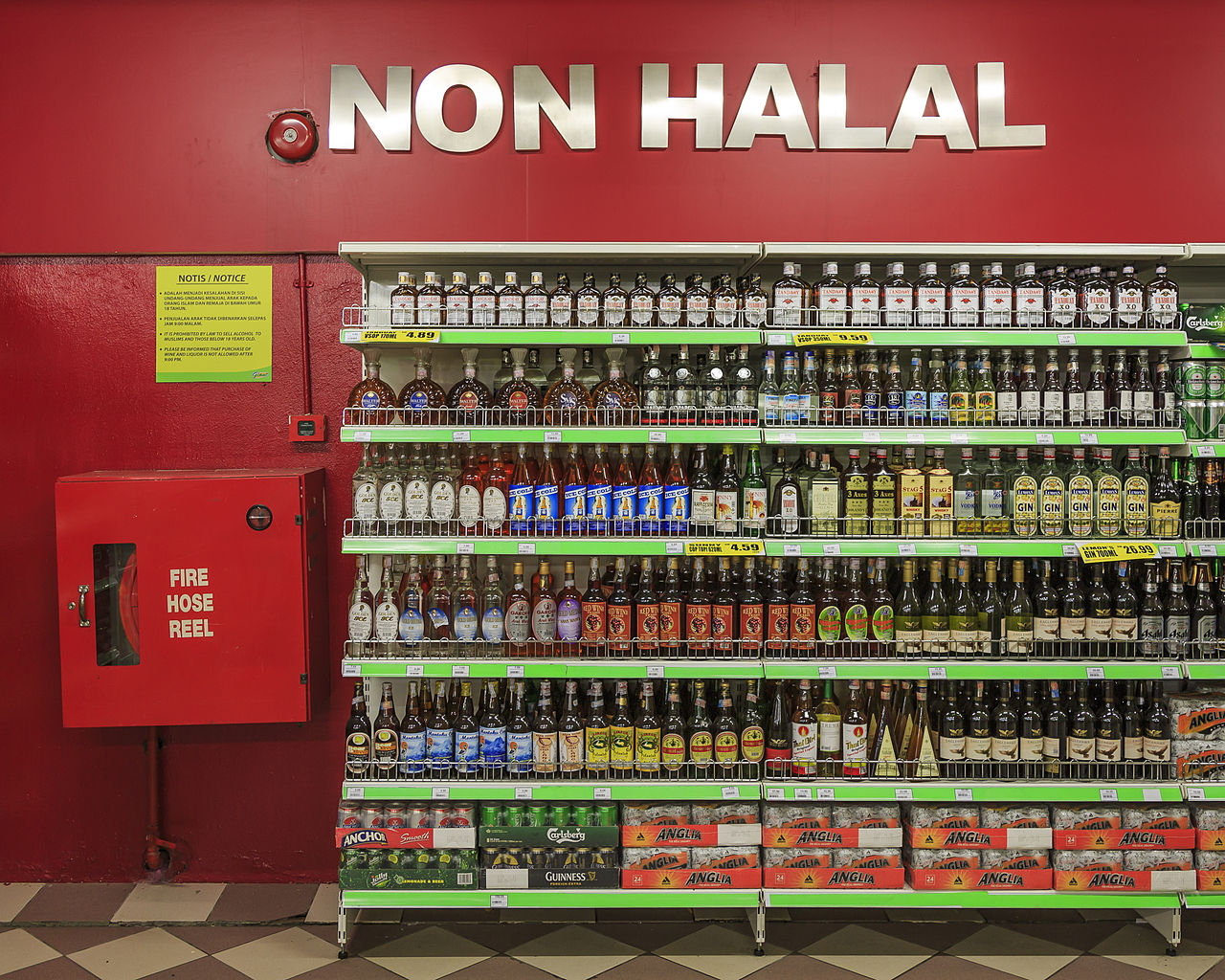 One Nation Wins Law Change for Halal Meat