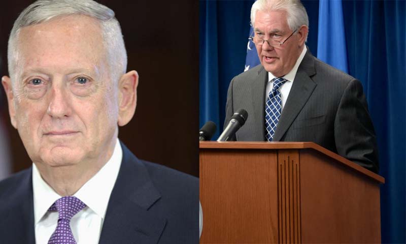 WATCH: Mattis, Tillerson & China Have Just Made HISTORY!
